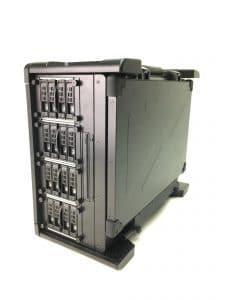 16 Drive portable server