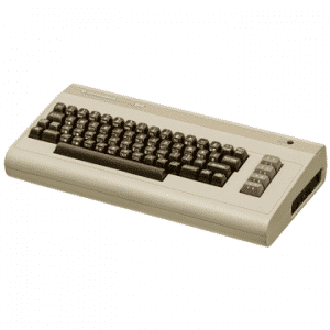 Commodore 64 - the best selling home computer of its time