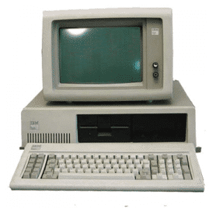IBM-PC - the grand-daddy of all modern PC's that aren't MACs