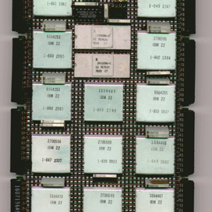 Microprocessor - PALM - Put All Logic in Microcode