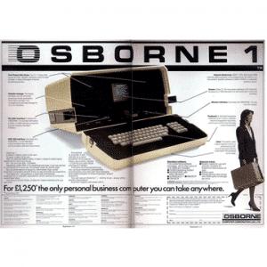 Osborne 1 advert