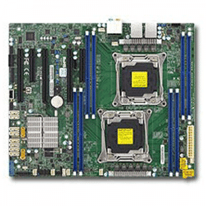 Dual Xeon Motherboard in a transportable computer with 40 PCIe Lanes - ATX format