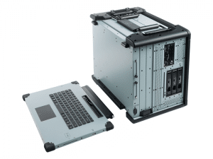 Mil Spec transportable workstation